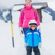 Using a ski school to advance your skills