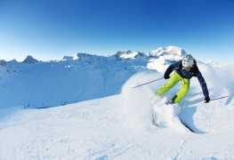 5 tips to help you become a better skier