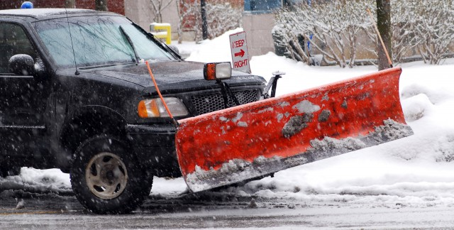 Why should you use a snow removal specialist?