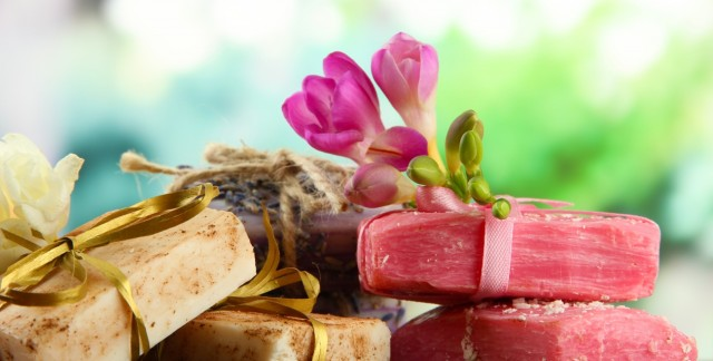 Learn the basics of at-home soapmaking