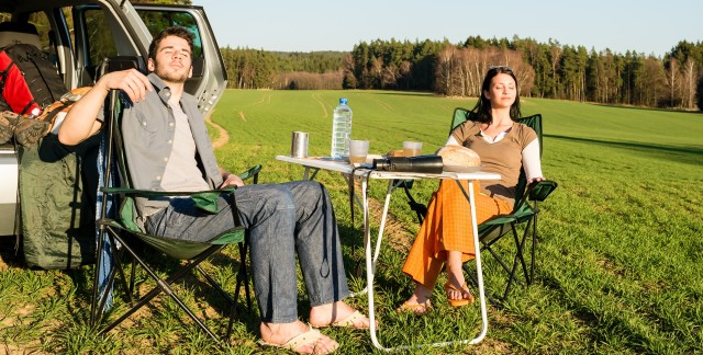 4 solar-powered camping gadgets