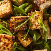 2 tofu marinade and stir-fry recipes