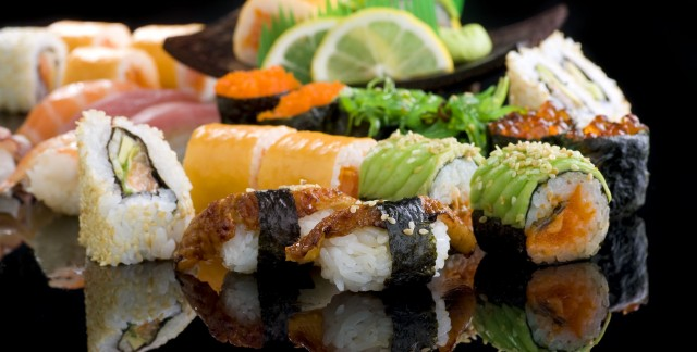 6 steps to safer sushi