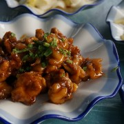 Dinner tonight: sweet-and-sour pork
