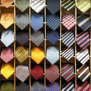 How to make the most of ties, belts and hats