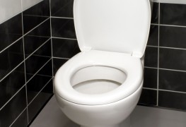 Tips for maintaining a toilet