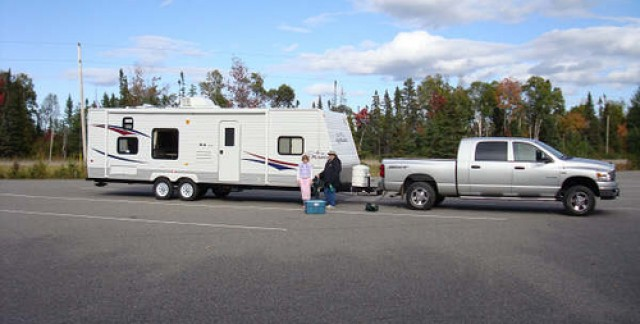 Do you need insurance for your camping trailer?