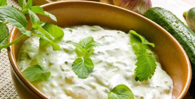 Delicious dips: homemade tapenade and tzatziki recipes