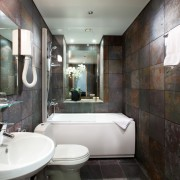 How to update a kitchen or bathroom on a budget