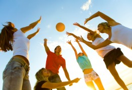 Easy Volleyball for Beginners
