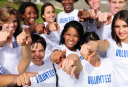 7 reasons why volunteering makes people happier