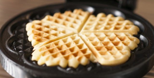 Seasoned tips for cleaning waffle irons