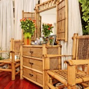 The right way to care for wicker furniture