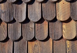 Replacing wood shingles and shakes