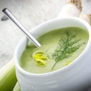 Délicieusesoupe de légumes pour accueillir leprintemps