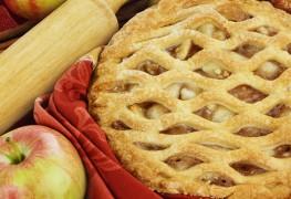 Aliments pour lutter contre le diabète: une tarte aux pommes santé