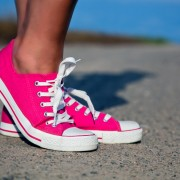 Vivre avec le diabète: choisir la bonne chaussure de marche