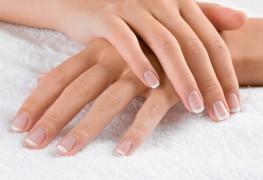 Des mains et des ongles impeccables à la maison