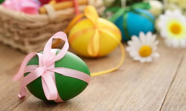 conseils pour célébrer Pâques avec des œufs frais de la ferme ...