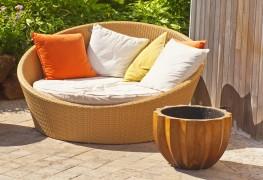 Types de meubles de patiopour les enfants