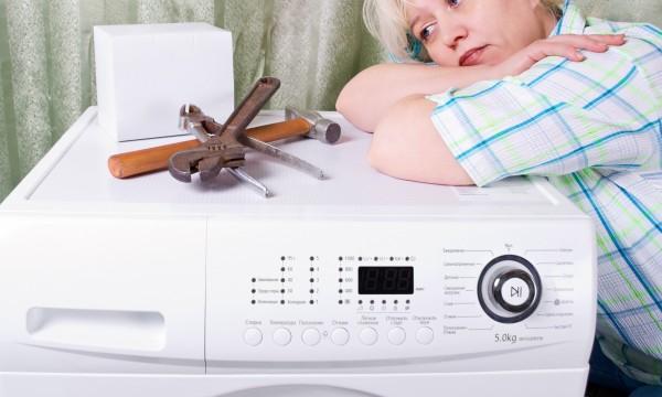 6 lời khuyên để giữ cho máy giặt làm việc tốt