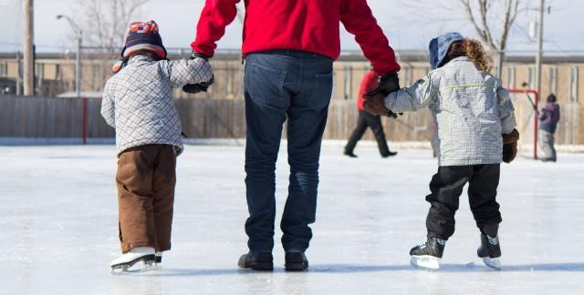 Un guide pourdébutantsdupatinage sur glace