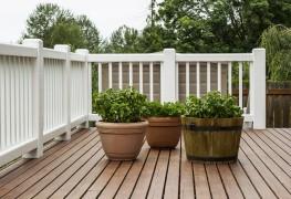 Concevoir et construire un patio vert ou uneterrasse