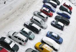 Les entreprises sont-elles responsables des stationnements enneigés