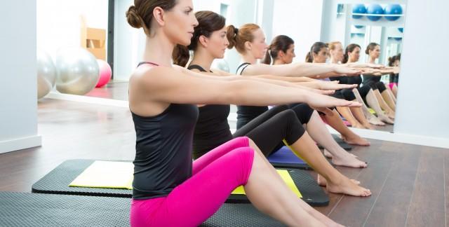 Comment le Pilates peut aider à vous remettre en forme