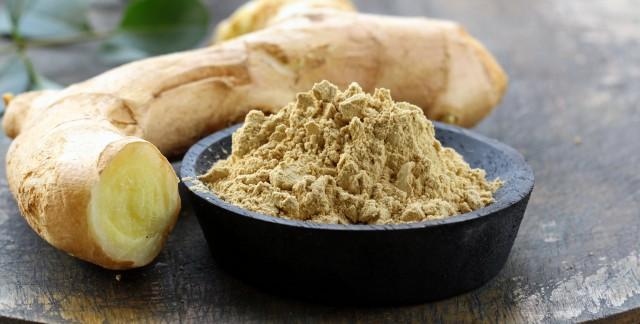 Herbes et épices curatives: moutarde et gingembre