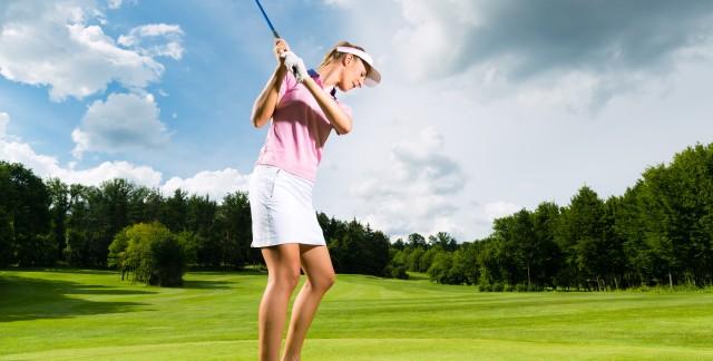 4 façons d'améliorer votre swing de golf