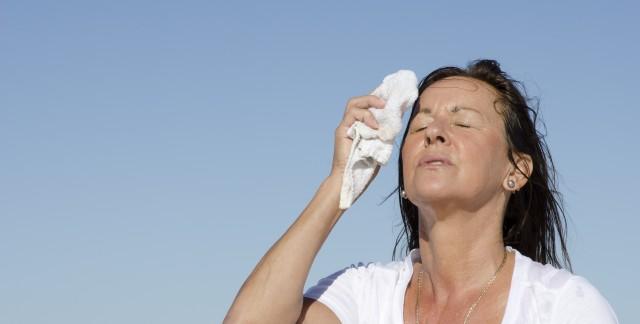 5 conseils astucieux pour se débarrasser des bouffées de chaleur