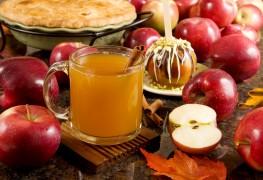 La meilleure tarte aux pommes et au caramel