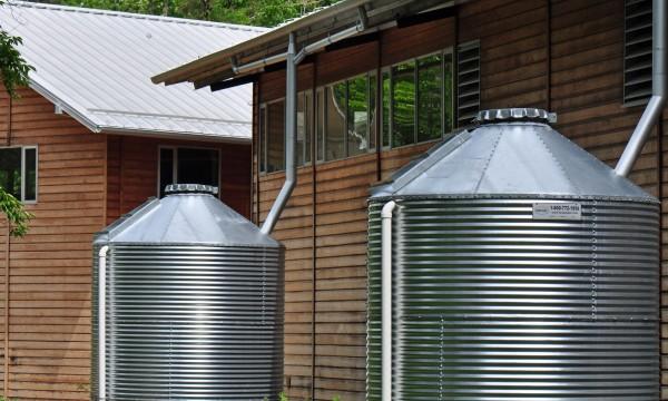 Conomiser l 39 eau la maison avec un r servoir d 39 eau de - Reservoir d eau de pluie ...