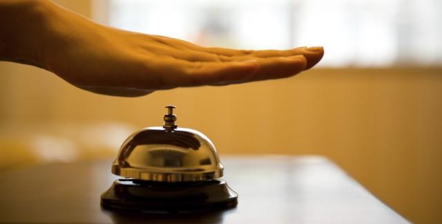 Faites-vous des demandes inhabituelles au concierge d'hôtel?