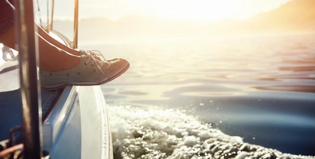 Les meilleures chaussures à porter sur un voilier