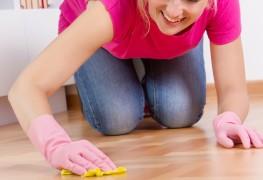 Des conseils rapides pour enlever les taches des sols en vinyle