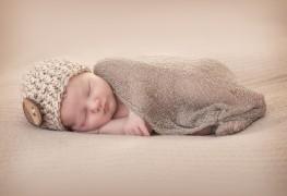 Quelques conseils pour emmailloter bébé