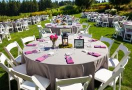 3 idées pour des alternatives à des réceptions de mariage