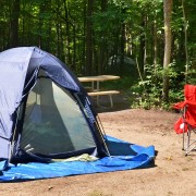 Articles ménagers utiles à emporter en camping