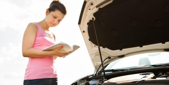 Des livres pour apprendre à réparer son auto