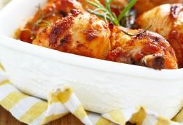 Recette de poulet épicé au paprika et au miel