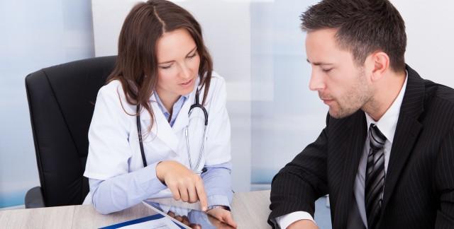 6 examens médicaux et quand les passer
