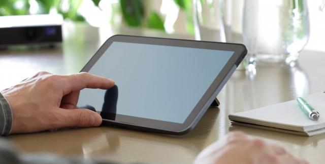 Solutions faciles pour iPads et tablettes