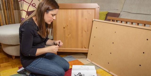 Économisez avec des meubles prêts à assembler