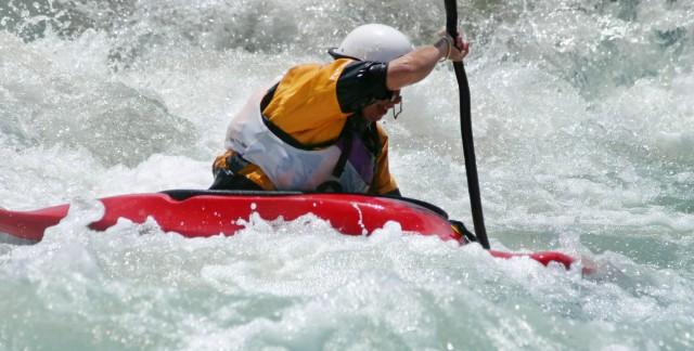 4 conseils de sécurité de kayak en eau vive