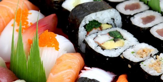 Au secours! Je souffre d'une intoxication aux sushis!