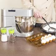 Opération nettoyage - robot culinaire et égouttoir