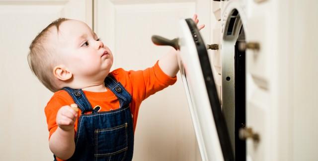 Liste de contrôlepour une cuisine sécuritaire pour les enfants