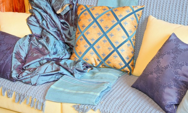 Conseils pratiques pour fabriquer une taie d 39 oreiller - Une taie d oreiller ...